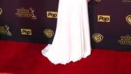 Chrystee Pharris at 42nd Annual Daytime EMMY Awards at Warner Bros Studios on April 26 2015 in Burbank California