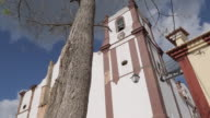Church in Old Town, Silves, Algarve, Portugal, Europe