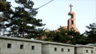 Church in Seoul City