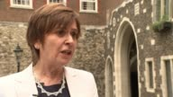 Church of England 'colluded' to hide bishop's sexual abuse for years report finds ENGLAND London EXT Dame Moira Gibb set up shot with reporter /...
