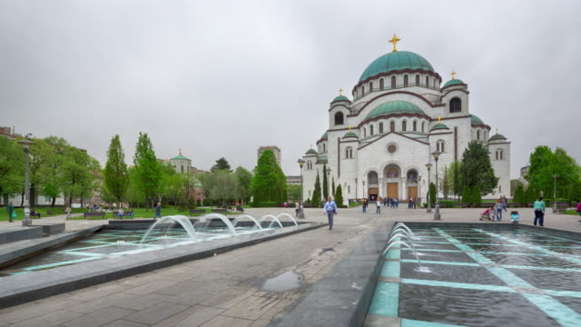 Kerk van Sint Sava, Belgrado