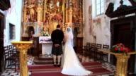 HD: Kirche Hochzeit