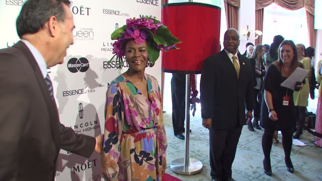 Cicely Tyson at the 3rd Annual Essence Black Women In Hollywood Luncheon at Beverly Hills CA