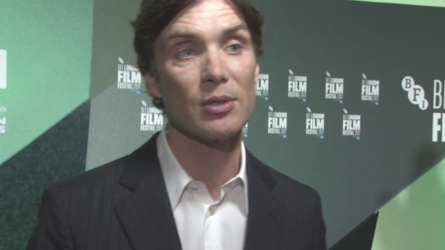 INTERVIEW Cillian Murphy on his characters how funny the film is working with Sally Potter shooting the film in 12 days Brexit on set at 'The Party'...