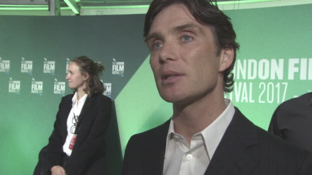 INTERVIEW Cillian Murphy on shooting the film in a short time Sally Potter as a director the films relation with Brexit at 'The Party' UK Premiere...