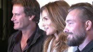 Cindy Crawford Rande Gerber and Brian Bowen Smith at De Re Gallery Casamigos Tequila Host The Opening Of Brian Bowen Smith's WILDLIFE Show at De Re...