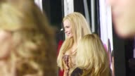 Cindy Margolis at the 'Norbit' Premiere at the Mann Village Theatre in Westwood California on February 8 2007