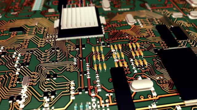 Circuit Board Flyover
