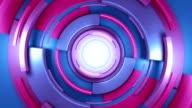 circular background abstract