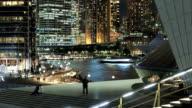 Circular Quay at Night