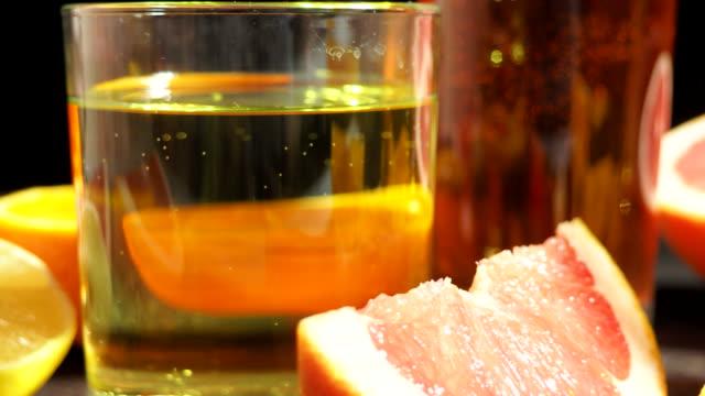 Citrus fruit and juice