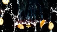 citrus waterfall #01