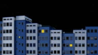 city at night-HD animation