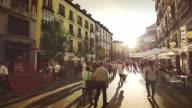 City center of Madrid