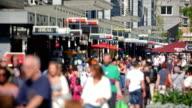 4K: City center Rotterdam - retail