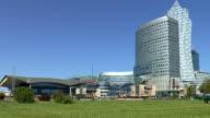 City Center - Warsaw, Poland