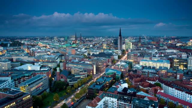 ZEITRAFFER: City Hamburg