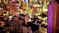 City illumination