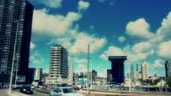 City Life at Rotterdam, Netherland