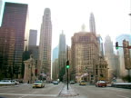 City Life in Chicago.