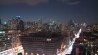 HD: City lights at night