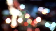 City Lights Defocused