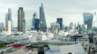 T/L City Of London And Its Financial District