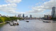 City Of London And Southwark From The West (UHD)
