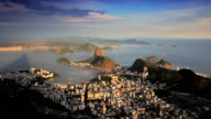 City of Rio De Janeiro, Sugar Loaf Mountain, Botafogu Bay, Brazil, South America