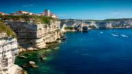 City on a Cliff - Bonifacio Corsica