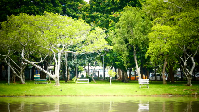 City parks in Thailand