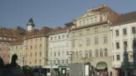 City Scenes of Graz, Austria