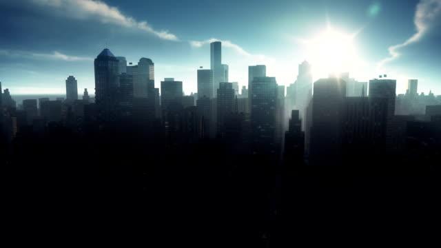 City shot