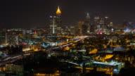 City Skyline, Atlanta, Georgia, United States of America
