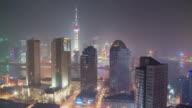 City skyline of Shanghai China