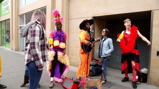 City Street Fundraisers