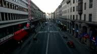 City Street Stockholm