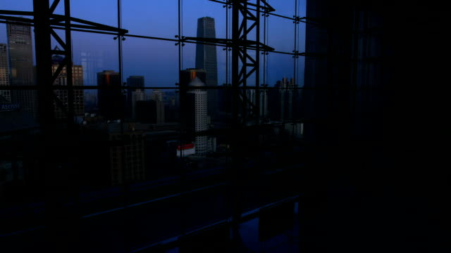 City time-lapse
