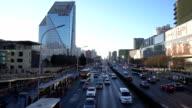 City Traffic in Beijing