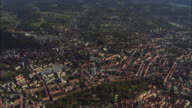 AERIAL Cityscape / Graz, Styria, Austria