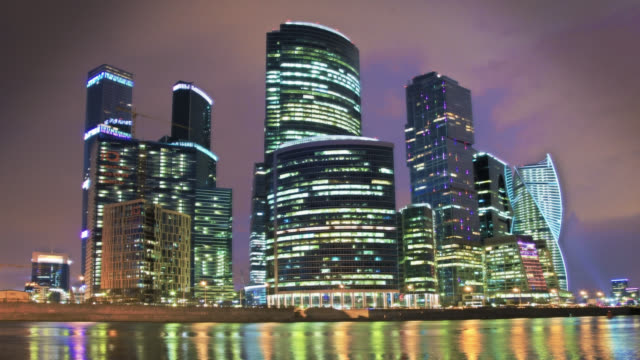 Cityscape Moscow