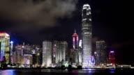 WS  Cityscape of Hong Kong / Hong Kong