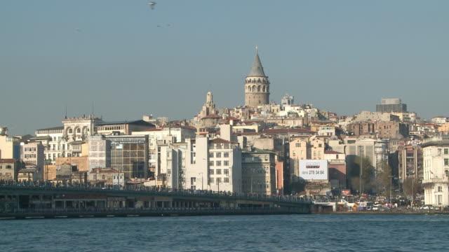Cityscape of Istanbul, Turkey