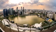 cityscape of singapore