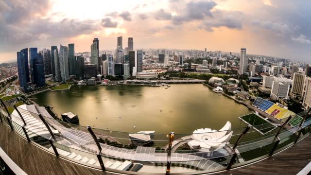 cityscape of singapore