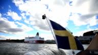 cityscape of stockholm,sweden