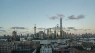 4K cityscapes of Shanghai from day to night