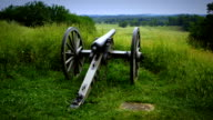 US Civil War Cannon Pan from Gettysburg National Military Park