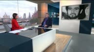 Claims that evidence links Yorkshire Ripper with some unsolved murders in London Chris Clark LIVE interview SOT