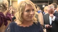 INTERVIEW Claire Rushbrook on being nominated and 'My Mad fat Diary' at The Royal Opera House on May 18 2014 in London England